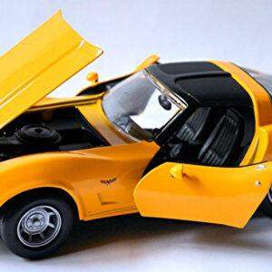 MotorMax 73244YL 1979 Corvette