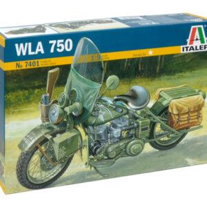 ITALERI 7401 Moto militare WLA 750