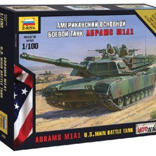 ZVEZDA 7405 Abrams M1 A1