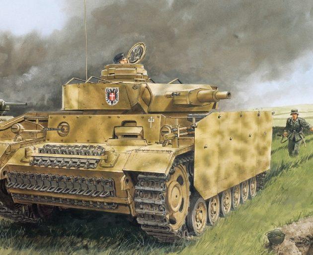 DRAGON 7407 Pz.Kpfw.Iii Ausf.N W/Schürzen Modellismo