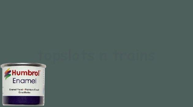 Humbrol Smalto sintetico verde bronzo 75 Modellismo