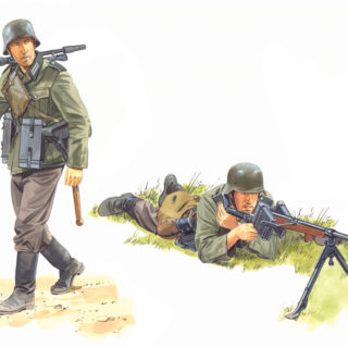 DRAGON 75014 German Anti-Tank Rifle - Figure Non Inclu Modellismo