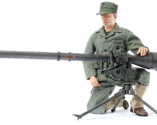 DRAGON 75019 M20 75 Mm Recoilless Rifle Modellismo