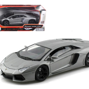 MotorMax 79154GY Lamborghini Aventador LP700-4