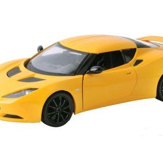 Motormax 79313YL 1:24-2012 Lotus Evora S