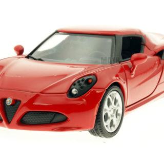 MotorMax 79320RD Alfa Romeo 4C