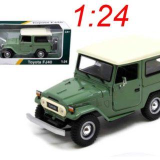 MotorMax 79323FG Toyota Land Cruiser FJ 40