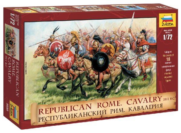 Zvezda 8038 REPUBLICAN ROME CAVALRY