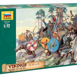 ZVEZDA 8046 Vikings