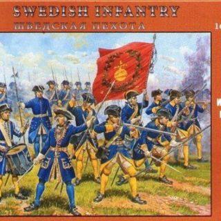 Zvezda 8048 Swedish Infantry