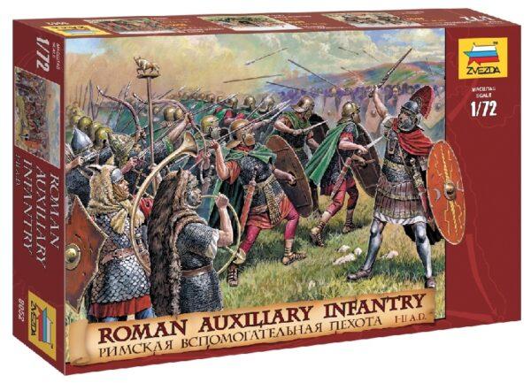 Zvezda 8052 ROMAN AUXILIARY INFANTRY