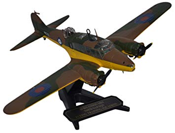 Herpa 8172aa003 Avro Anson Mk1 n. 9 Flying T. Sqn 1939  1: 72 Modellismo