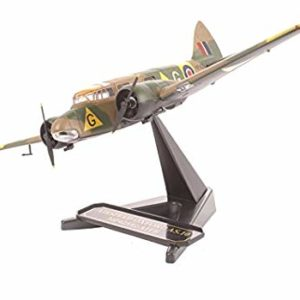 Herpa 8172ao001 Airspeed Oxford MP425/G-AITB -1/72- Modellismo
