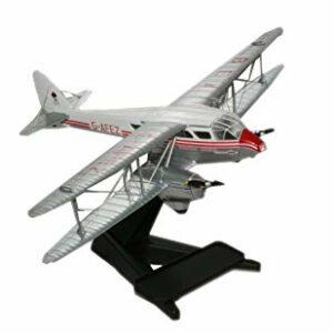 Herpa 8172dr001 Bea DH Dragon Rapide RAF  1:72 Modellismo