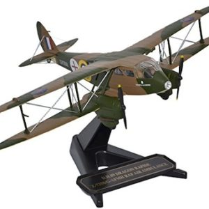 Herpa 8172dr007 DH Dragon Rapide RAF Air Ambulance 1:72 Modellismo