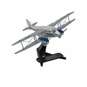 Herpa 8172dr008 DH Dragon Rapide TX310 G-AIDL RAF 1:72 Modellismo