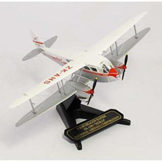 Herpa 8172dr011 DH Dragon Rapide ZK-AHS-Mokai-NAC 1/72 Modellismo