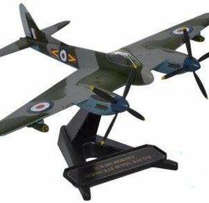 Herpa 8172hor003 DH Hornet F WB909 RAF Kai Tak 1:72 Modellismo