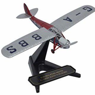 Herpa 8172pm003 DH Puss Moth G-ABBS Kings Flight Modellismo