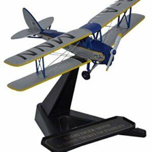 Herpa 8172tm007 DH Tiger Moth G-AMNN Spirit of Pashley Modellismo
