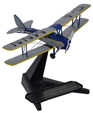 Herpa 8172tm007 DH Tiger Moth G-AMNN Spirit of Pashley Modellismo