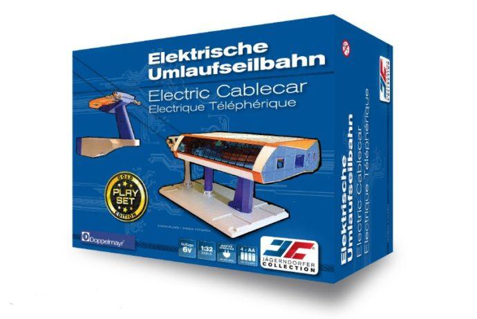 Jagendorfer 84394 Seggiovia ovetto e gondola Modellismo