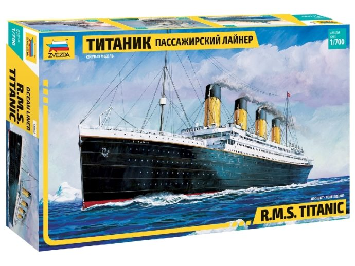 Zvezda 9059 RMS TITANIC