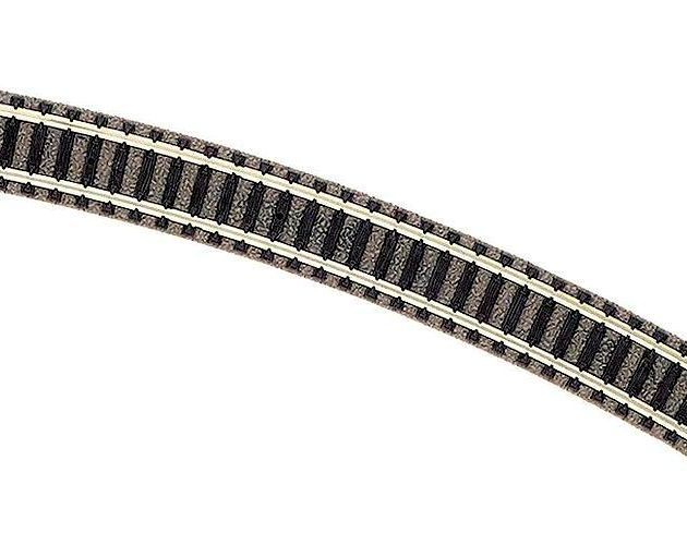 Fleischmann 9136 Confezione 20 pezzi binario curvo 15° rag