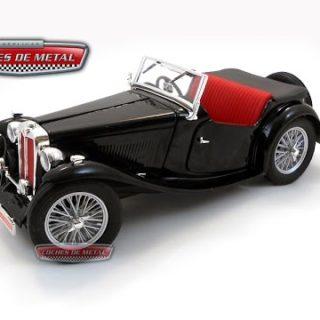 YatMing 92468bk  1947 MG TC MIDGET