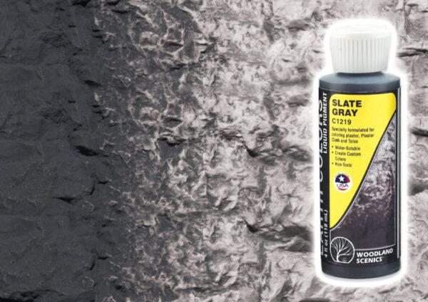 Noch 96124 Colore acrilico grigio chiaro per l'asfal Modellismo