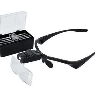 Modelcraft Occhiali con lente LC1770 Modellismo