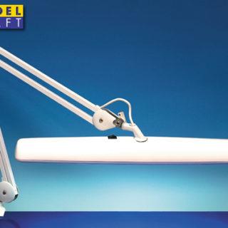 Modelcraft Lampada 3 tubi florescenti LC8015 Modellismo