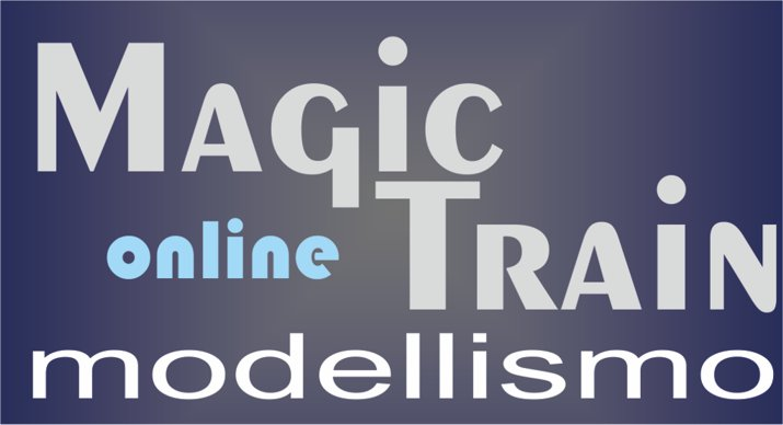 Magic Train Modellismo