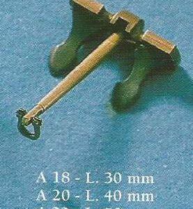 COREL NA020 ANCORA HALL 40MM conf.10 pz Modellismo Navale