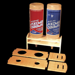 DeLuxe AC12 DELUXE Ready 2 Glue Stand  Modellismo