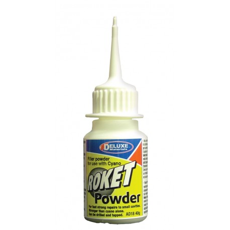 DeLuxe AD18 DELUXE Roket Powder   Modellismo
