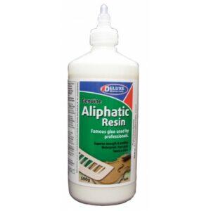 DeLuxe AD9 DELUXE Aliphatic Resin 500g  Modellismo