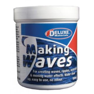 DeLuxe BD39 DELUXE Making Waves 100ml  Modellismo