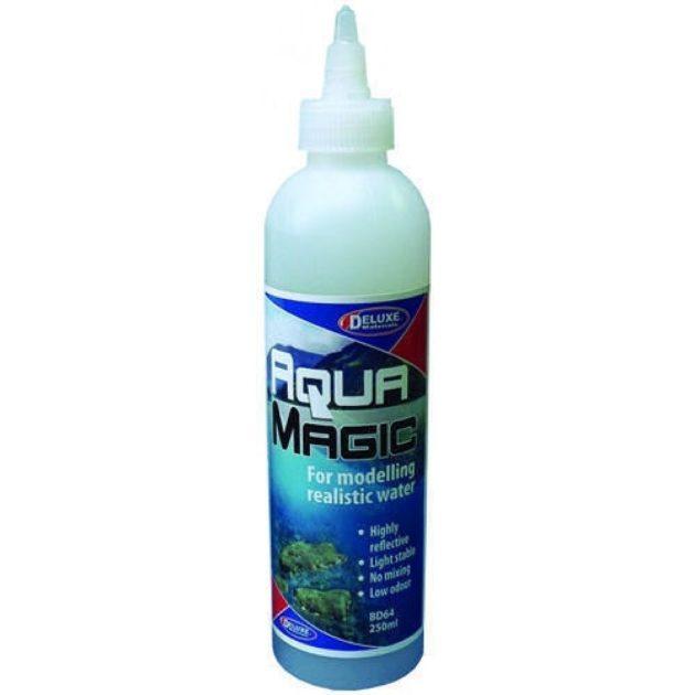 DeLuxe BD64 DELUXE Aqua Magic 250ml  Modellismo