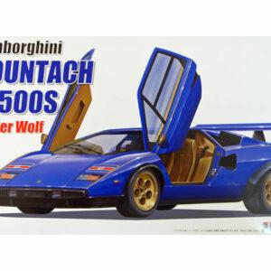 Fujimi FUJ082820  Lamborghini Countach LP500R Walther  Wol