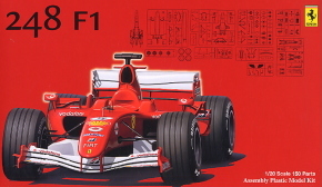 Fujimi FUJ090467  Ferrari 248 F 1 (GP9)