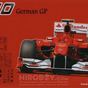 Fujimi FUJ090948  Ferrari F10 German GP (GP41)