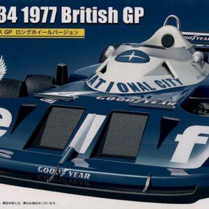 Fujimi FUJ091914  Tyrrel P34  1977 British (GP59)