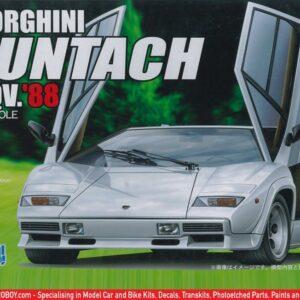 Fujimi FUJ123677  Lamborghini Countach LP5000S