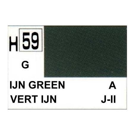 MrHobby H059 Verde giappone