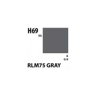 MrHobby H069 Grigio RLM75 opaco Gunze
