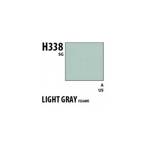 MrHobby H338 Grigio chiaro FS 36495 opaco  Gunze