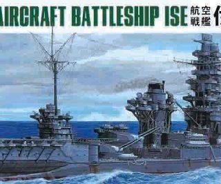 HASEGAWA HAS119 Ijn Aircraft Battleship Ise