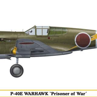 """HASEGAWA HASSP304 P - 40e """"Prisoner Of War"""""""