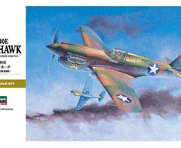 HASEGAWA HASST29 P-40e Warhawk